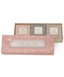Baby Triple Box Set Pink