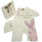 Baby Girls Romper Suit